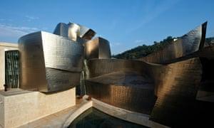 Frank Gehry Guggenheim Bilbao