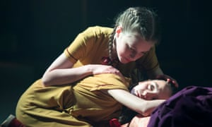 Zinnie Harris's This Restless House at Citizens theatre Glasgow