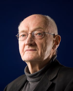 Bishop Richard Holloway, who said he had no memory of Joe's disclosure.