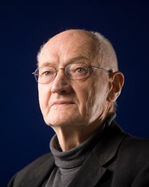 Bishop Richard Holloway, who said he had no memory of Joe's disclosure.