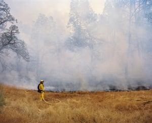Southern Lake County fire, California, USA, 2015