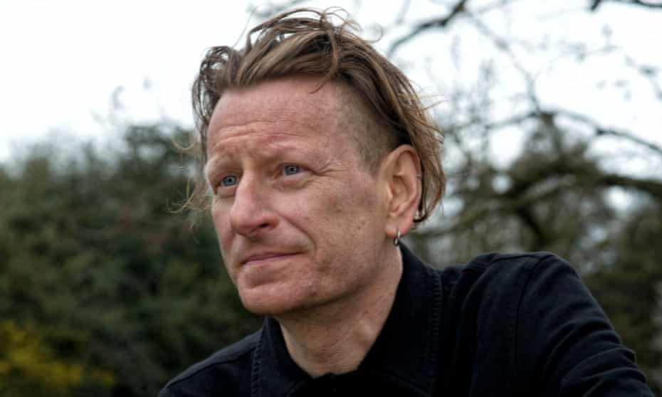 Chris Power in Victoria Park, east London: 'I don't dislike plot; some books could use a little more of it'