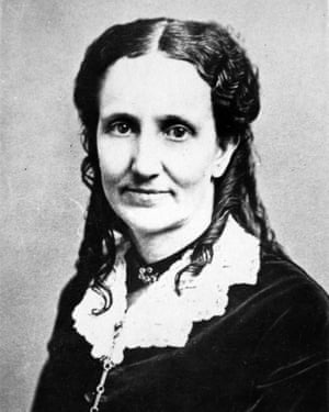 Mary Baker Eddy, the founder of Christian Science.
