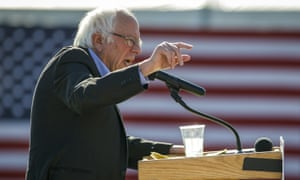 The Democrats should follow the lead of Bernie Sanders and his willingness to take on corporate power.