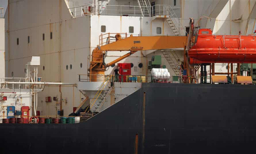 Iranian oil tanker Grace 1