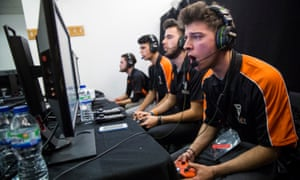 A moment from the 2015 Call of Duty European Championships final. Until this year, Xbox sponsored the game's eSports events, attracting a huge audience of fans, pro gamers and YouTubers to the console