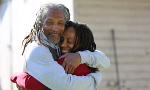 Move 9 prisoner Mike Africa Sr and his wife Debbie Africa reunited in Philadelphia after 40 years in prison.