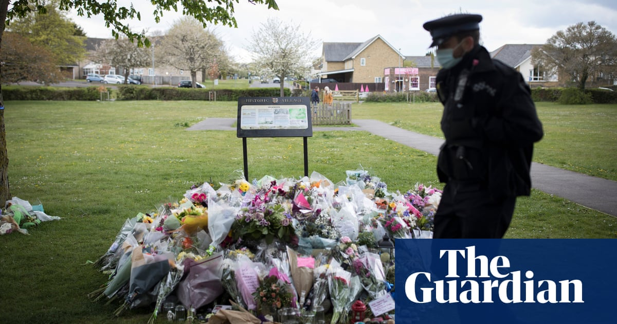 Man, 21, charged with murder of PCSO Julia James