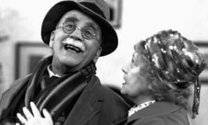 Warren Mitchell was star of In Sickness and in Health alongside Carmel McSharry