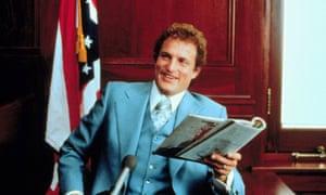 Oscar nominee: Woody in The People vs Larry Flynt.