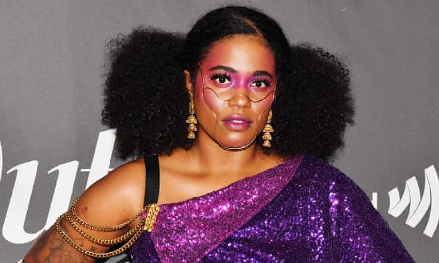 Akwaeke Emezi, pictured in 2019.