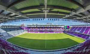The new 25,500 Orlando City Stadium opens on Friday – and it promises to set a new benchmark in the MLS experience.