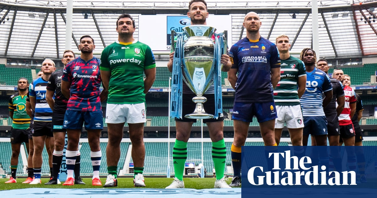 Premiership rugby 2021-22: complete club-by-club guide to the season