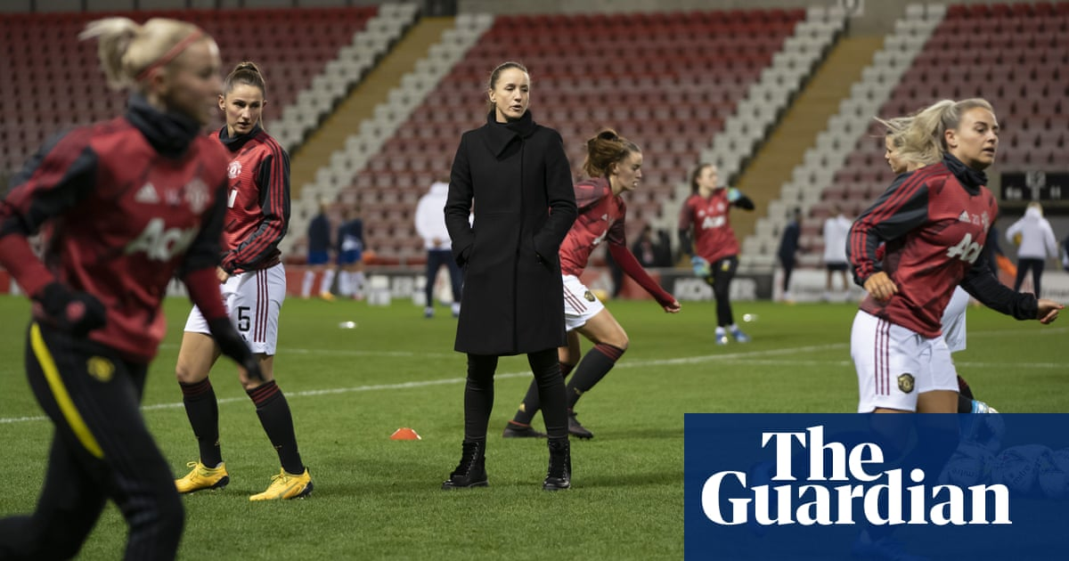 Manchester Uniteds Casey Stoney: We have some catching up to do in WSL