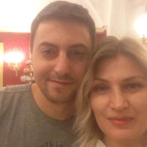 Eugeniu Babin and Nataliya Yelina