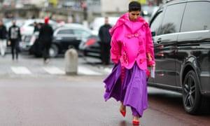 Deena Aljuhani Abdulaziz, Vogue Arabia's new editor.