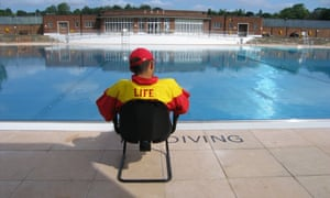 Outdoor pools, such as Parliament Hill lido in London, can open from Saturday.