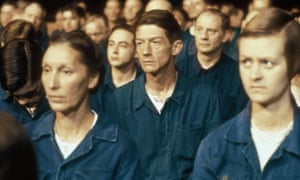John Hurt in the film adaptation.