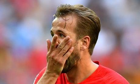 England's Harry Kane on course for golden boot despite diminishing returns