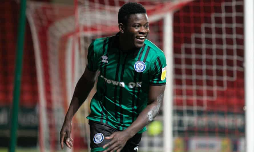 Kwadwo Baah will join Manchester City this summer having turned down the opportunity to sign for their academy when he was 16.