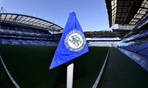 A general view of Stamford Bridge, the home of Chelsea