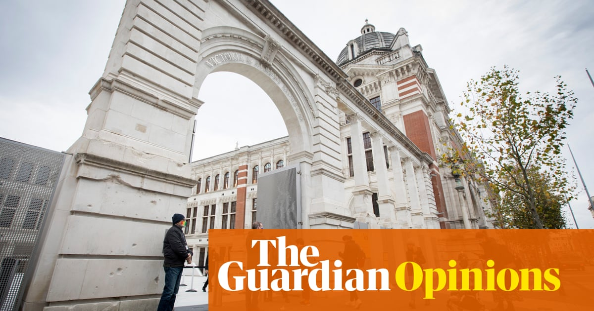 Decolonising museums isn't part of a 'culture war'. It's about keeping them relevant