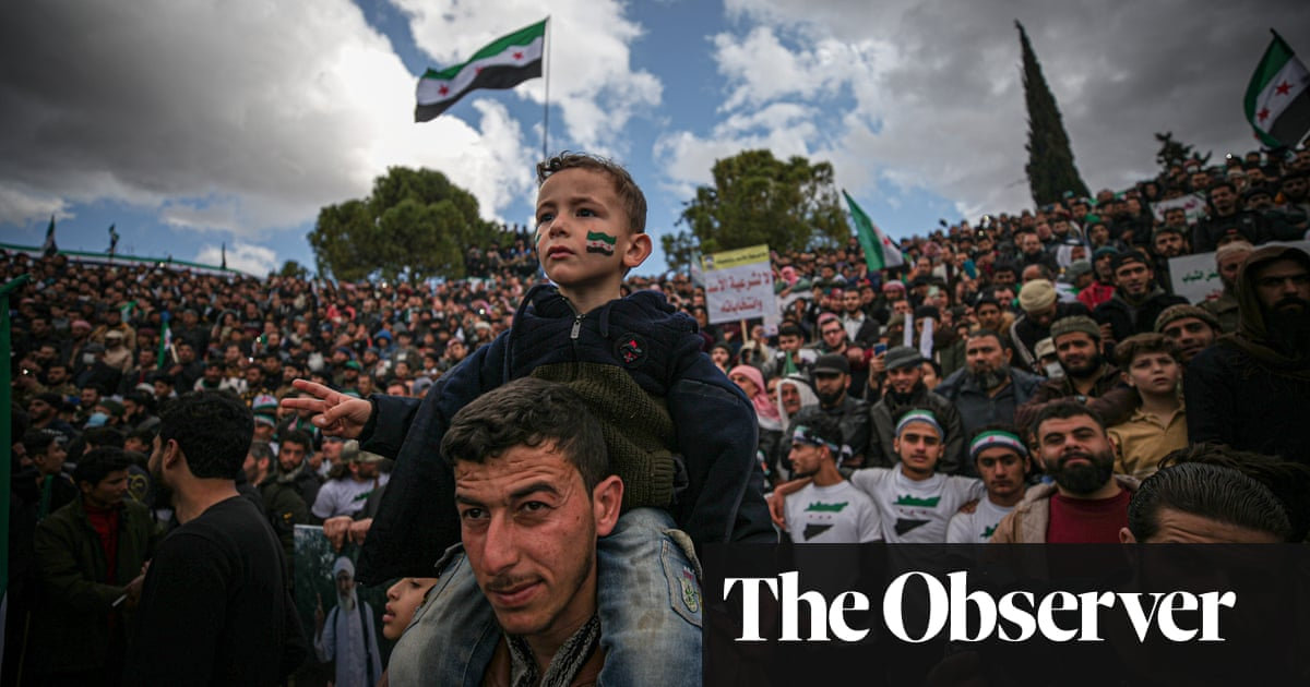 The Observer view on bringing Assad to justice after a decade of war in Syria
