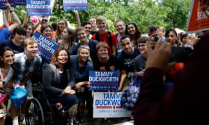 Tammy Duckworth University of Illinois