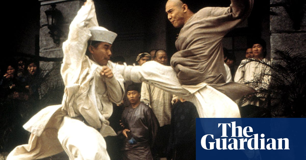 A Hero Born by Jin Yong review – the gripping world of kung fu