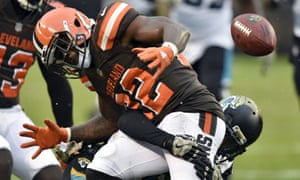It was another ugly game for the Browns on Sunday