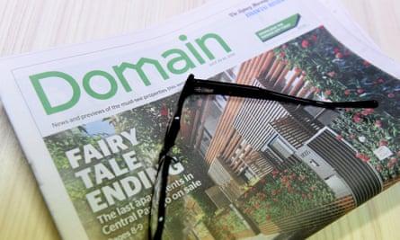 Fairfax's Domain real estate liftout