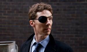 Benedict Cumberbatch in Melrose