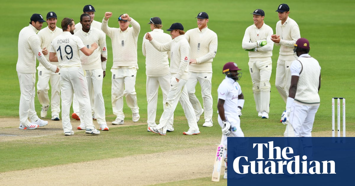 West Indies home with heads high as England prepare pace for Pakistan