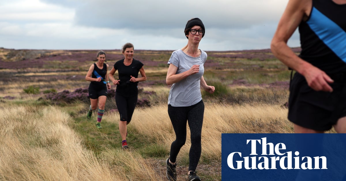 Emma Beddington tries … fell running: 'It's like dragging bags of cement uphill – only the bags are my legs'