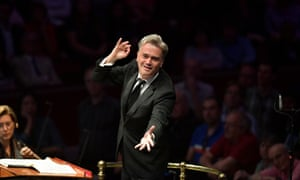 Edward Gardner conducts the BBC Symphony Orchestra and Crouch End Festival Chorus in Prom 22