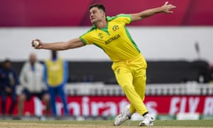 Marcus Stoinis has a side strain and Australia's three other bowling options in the squad only have 126 runs in ODIs between them.