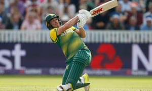AB De Villiers offered to return to the South Africa team before the tournament