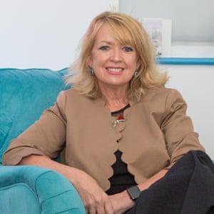 Elaine Nicholson PSoY nominee 2018