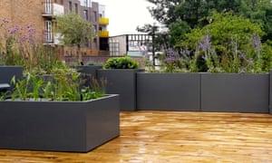 Garden design by Manoj Malde.