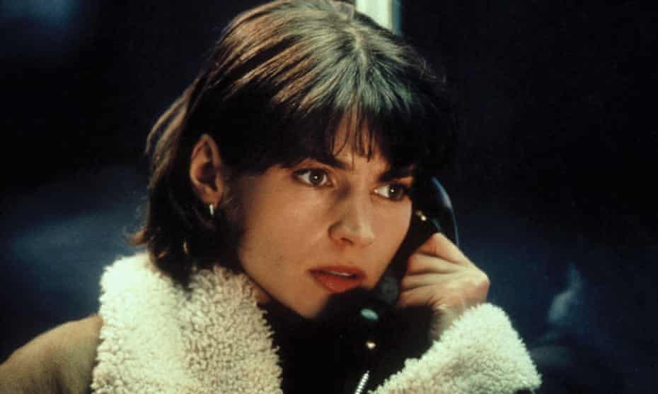 Chilling … Julia Ormond as Smilla Jaspersen in Smilla's Feeling for Snow, the film version of Peter Høeg's novel.