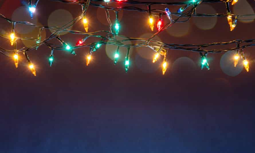 Christmas lights may be more difficult to source this year.
