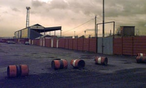 By 1998, Doncaster's Belle Vue ground had seen better days.
