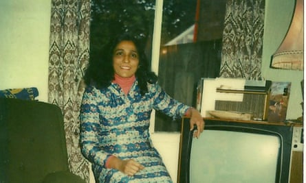 Family Polaroids for Shazia Mirza's opinion piece