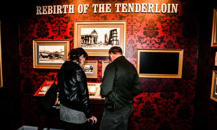 Tenderlion Museum, San Francisco