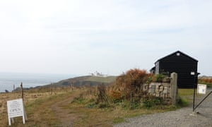 The Lizard Wireless Station, Marconi Centre and Wireless Field, Cornwall