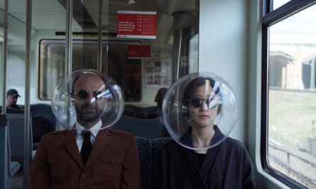 The iSphere by art collective Plastique Fantastique.