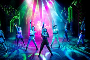 Loserville, West Yorkshire Playhouse, Leeds, 2012