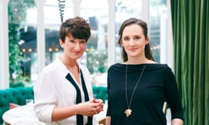Sarah Davis-Goff and Lisa Coen of Tramp Press