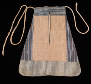 An American pocket from the first quarter of the 19th century.