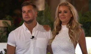 Chris and Olivia reached the podium of Love Island despite the fractious nature of their canoodling